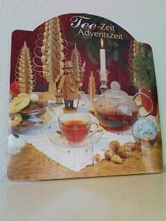 アドベントカレンダー(紅茶)