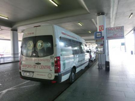 空港ミニバス