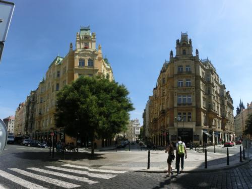 ヨゼホフ街角