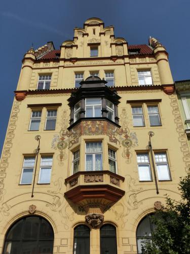 オヴォツニー広場の家