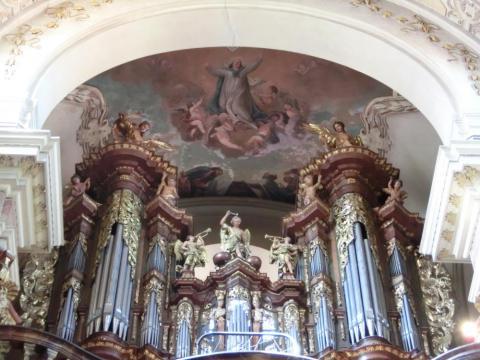 聖ヤクプ教会パイプオルガン