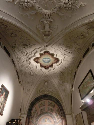 ストラホフ修道院つなぎの天井
