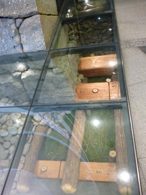 高槻城の石垣blog02