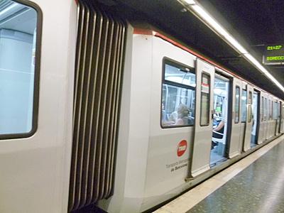 バルセロナ地下鉄の車両