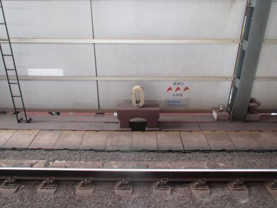 東京駅0キロポスト1