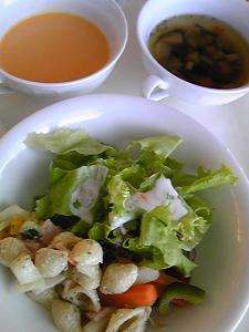 「スープとサラダ」ルコネッサン(大野城市)