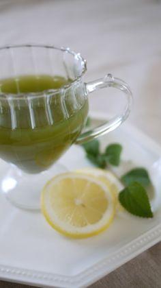 抹茶レモン