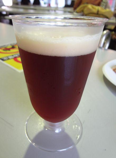 「九州地ビールフェア」(10)「バーレーワイン 九州ブルワーズ共同仕込み」