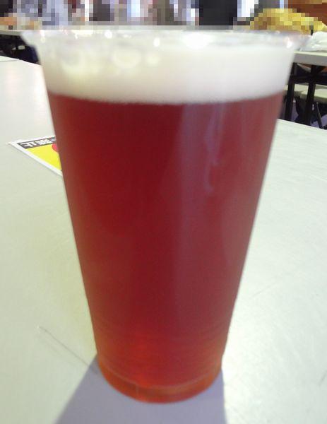 「九州地ビールフェア」(19)不知火浪漫麦酒「カルメン(アーバンエール)」