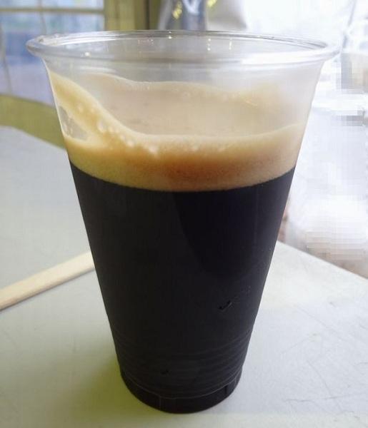 「九州地ビールフェア」(12)箕面ビール「スタウト」