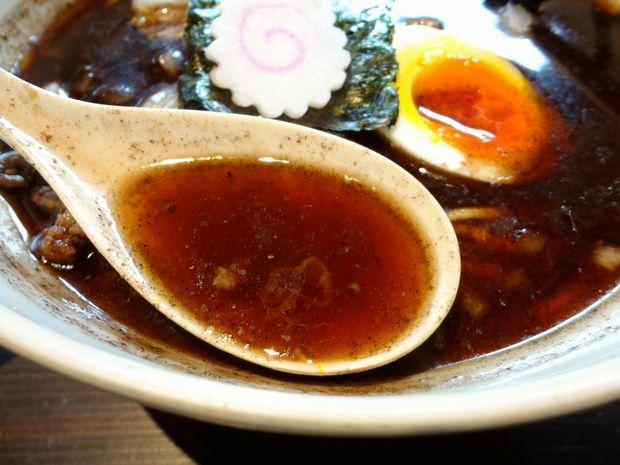 『博多 五行』焦がし醤油(スープ)