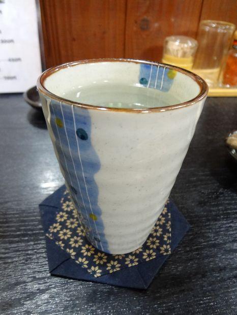 『居酒屋 平ちゃん』焼酎(420円)
