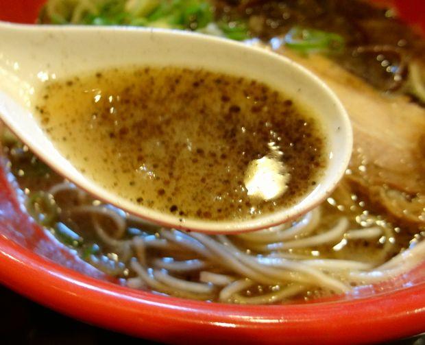 『博多新風 博多デイトス店』新風麺(マー油)