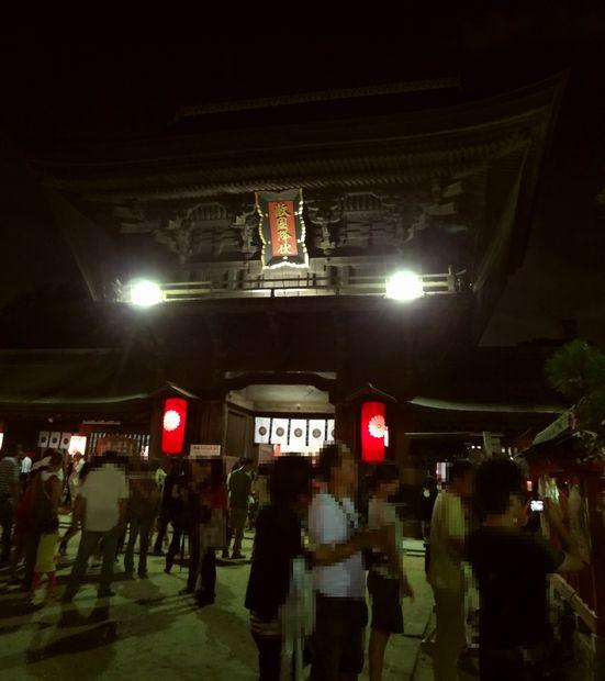 放生会・2012年(楼門)