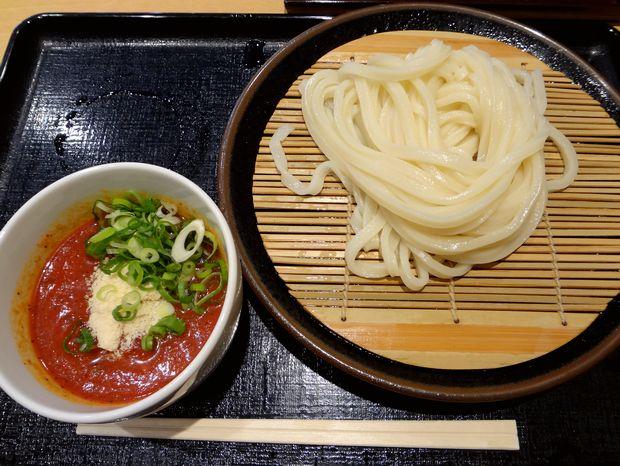 『大名麺通団』チリトマト・小(370円)