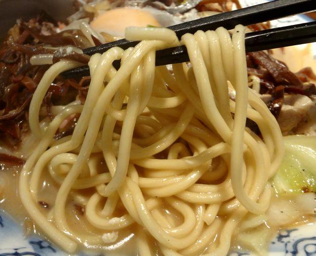 『井手ちゃんぽん 天神店』特製小盛(麺リフト)