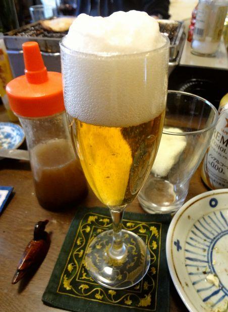『笹丘三丁目食堂』(2012年11月)越前屋創作ドリンク