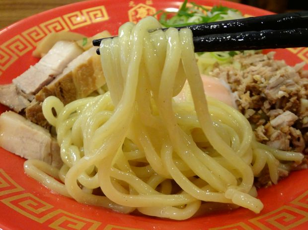 『麺研究所 麺屋慶史』慶史油そば(麺リフト)
