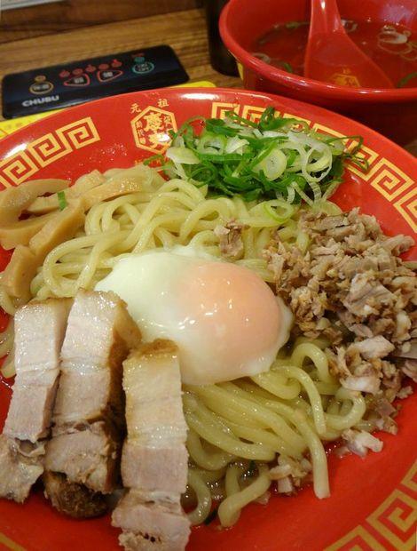『麺研究所 麺屋慶史』慶史油そば(アップ)