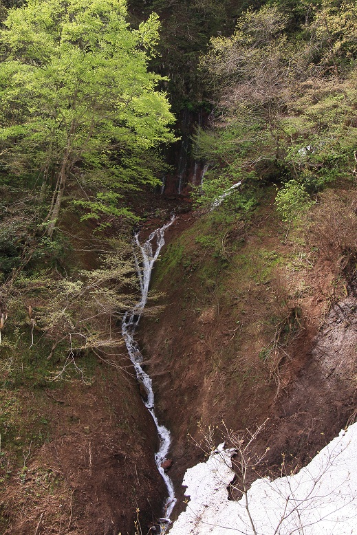 霧ヶ滝渓谷、1