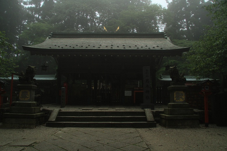 葛木神社、1