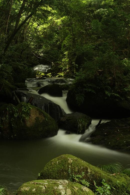 鶏鳴の滝、1