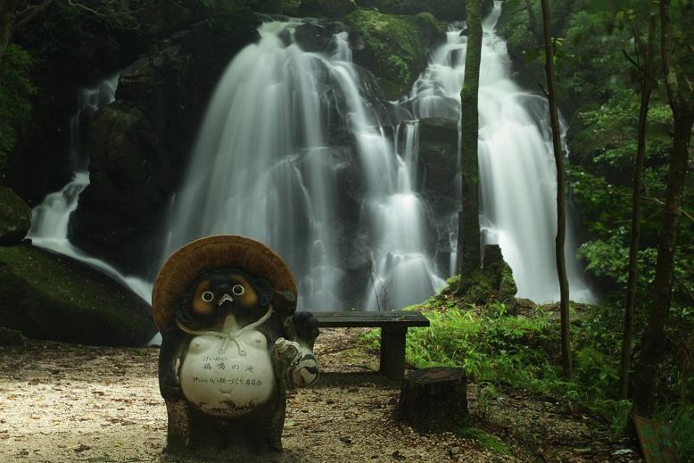 鶏鳴の滝、12