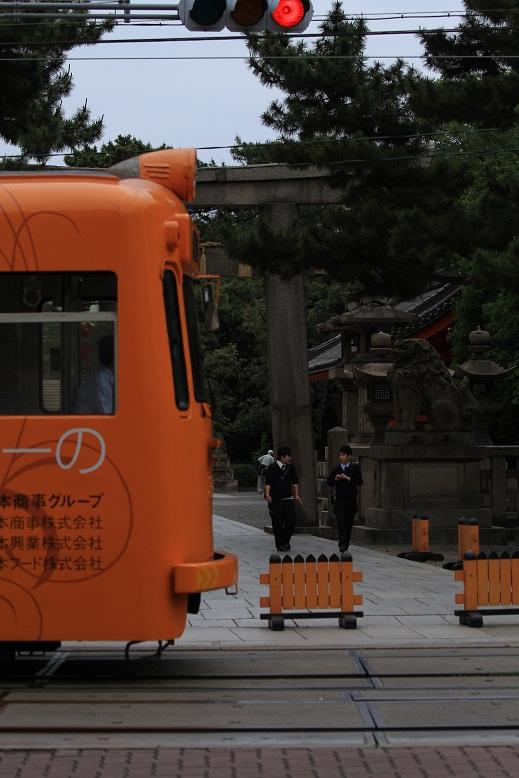 阪堺電車、4