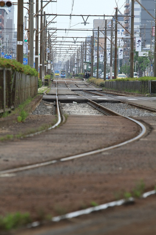 阪堺電車、8
