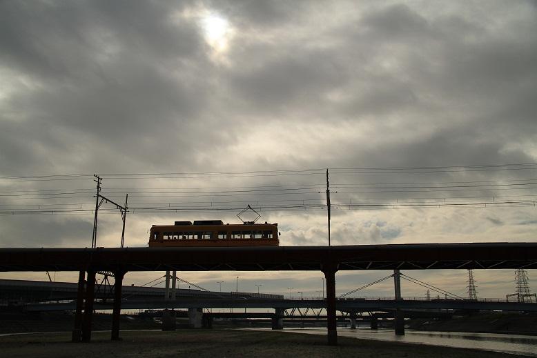 阪堺電車、11