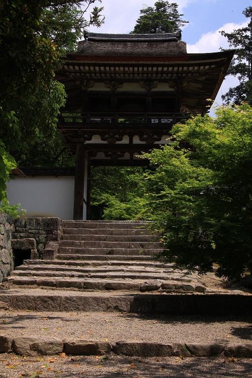 長岳寺、1
