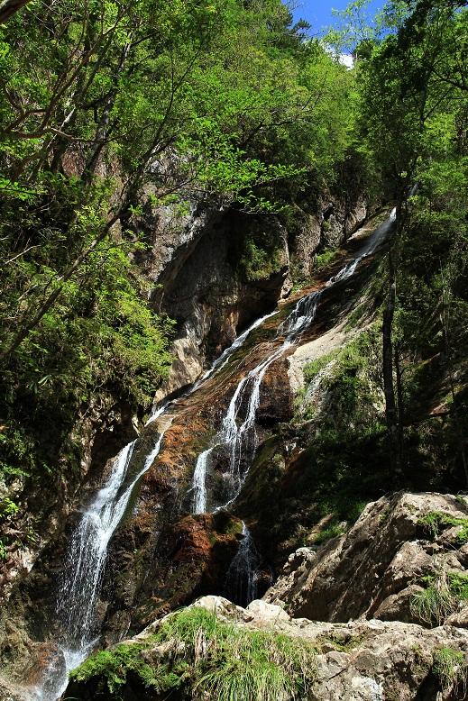 三重の滝、4