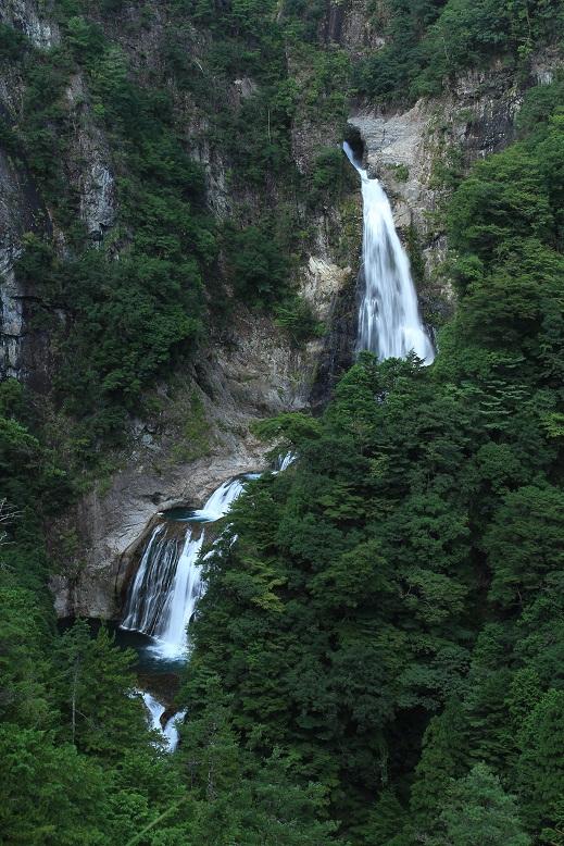 不動七重の滝、1