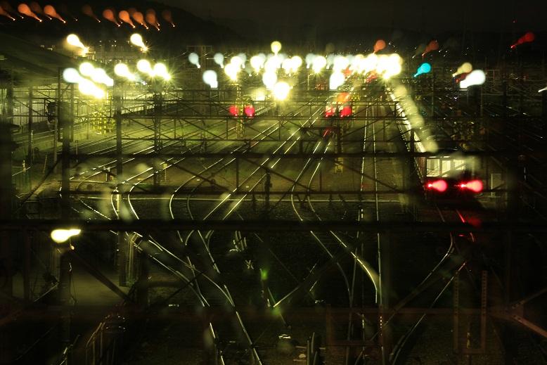 旧高槻電車区、3