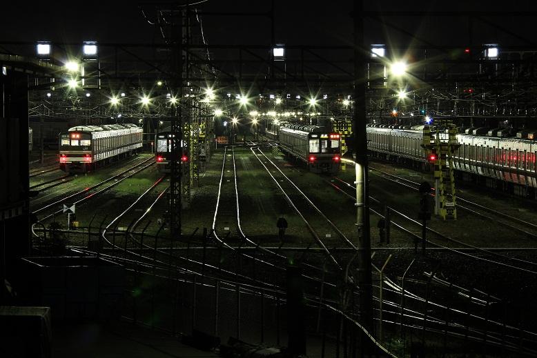 旧高槻電車区、4