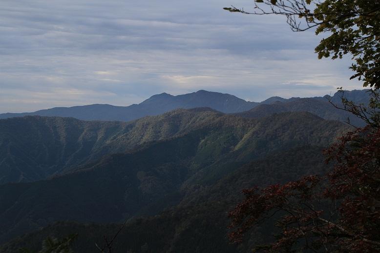 大普賢登山、9