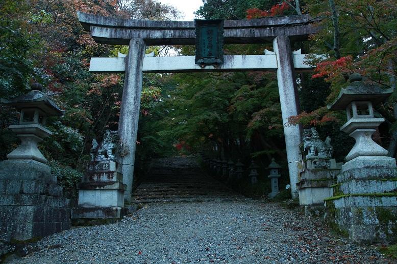 胡宮神社、1