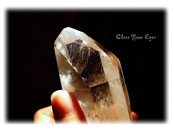 水晶ポイント(レコードキーパー)