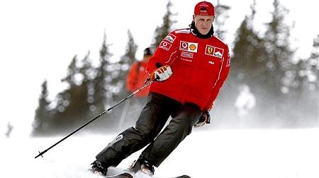 スキー事故で負傷のシューマッハ「危険な状態」