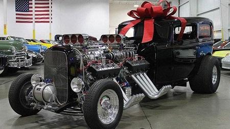 2500馬力の1932年式フォード・デリバリートラック