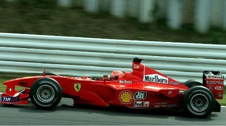 98年、99年、2000年の鈴鹿F1予選
