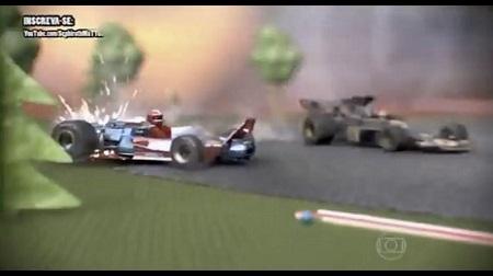 ブラジルGP 2013 F1マシンの進化の様子