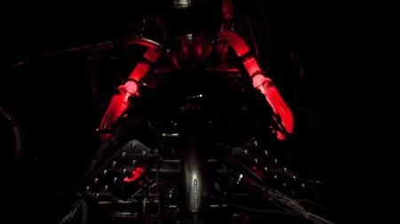 ホンダ、開発中のF1エンジン