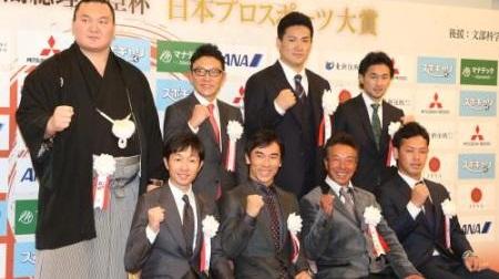 佐藤琢磨、2013年度日本プロスポーツ大賞「特別賞」