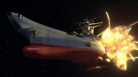 2014年F1マシン、宇宙戦艦ヤマト・ノーズ