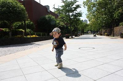 スタジアム散歩①