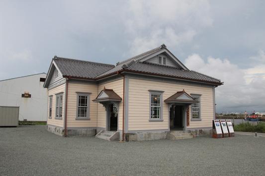 120721三池港旧税関署 (5)のコピー