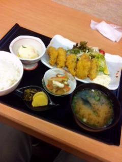 1121定食