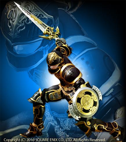 新生FF14剣術士イメージ