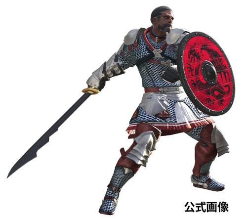 公式剣術士画像